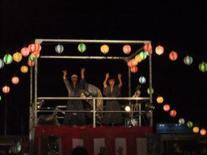 南三陸ギガ盆踊り大会風景④