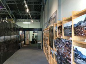 東日本大震災の記憶展