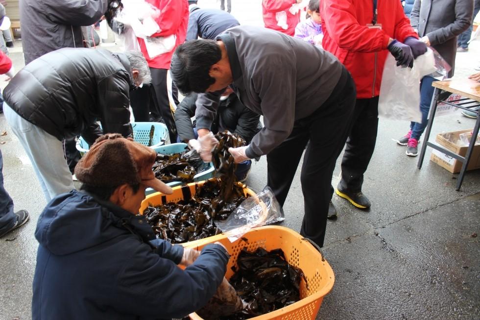 [3月29日開催]志津川湾わかめまつり福興市