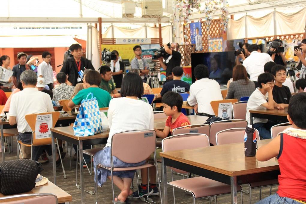 明日開催!夏の甲子園『東北高校 対 横浜高校』パブリックビューイング!