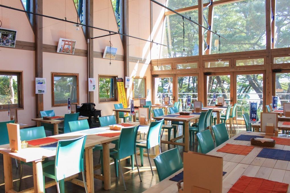 神割観光プラザ レストラン