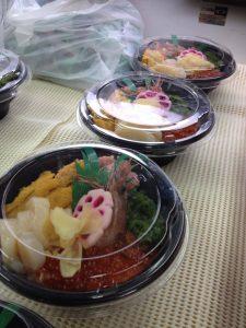 創菜旬魚はしもと そごう広島にて