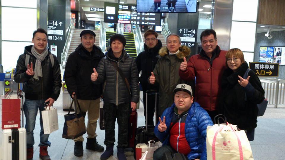 金沢視察研修旅行に行ってきました!Part3!