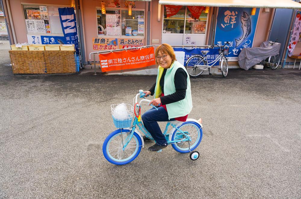 【第3弾】沢山の自転車をいただきました!