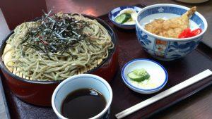 京極の新そばは、今月まで!!