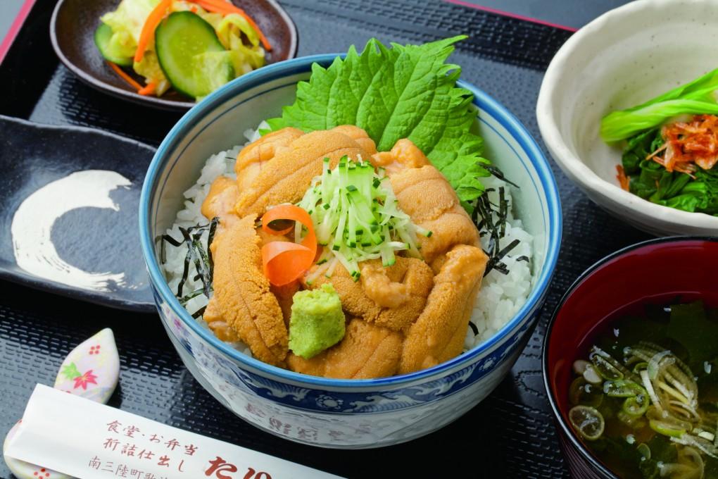 今週のイチ丼!「寿司・御食事処 たいしゅう」のキラキラうに丼