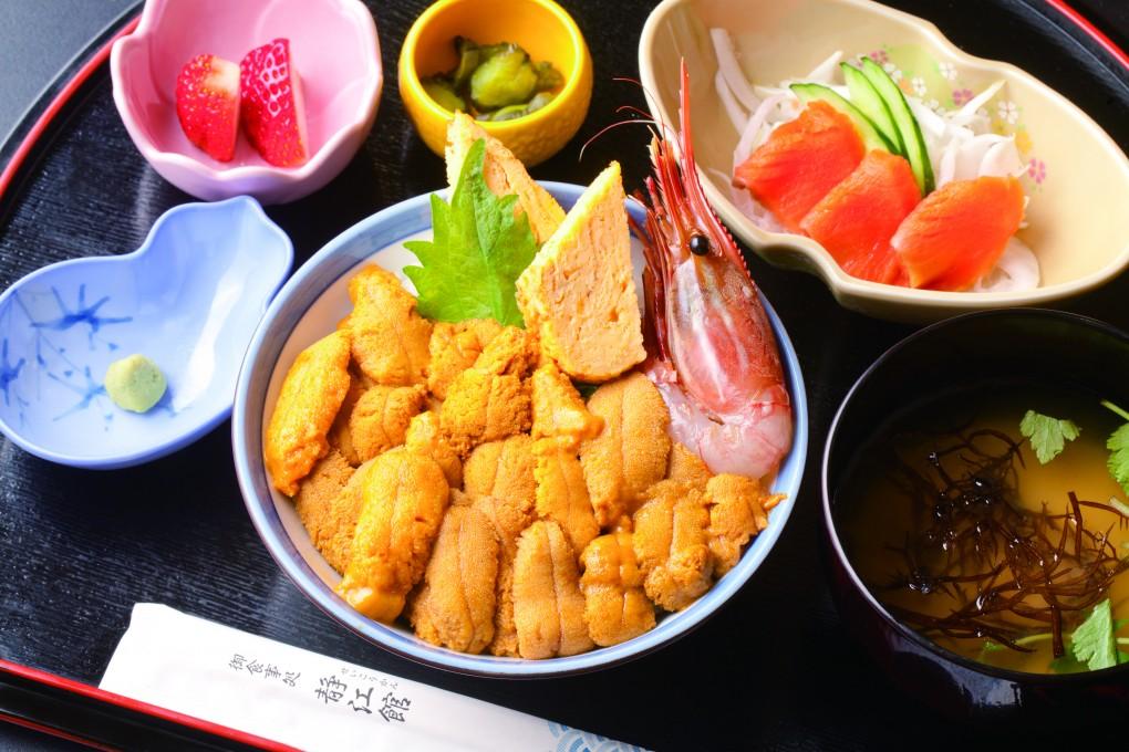 今週のイチ丼!「山内鮮魚店 静江舘」のキラキラうに丼