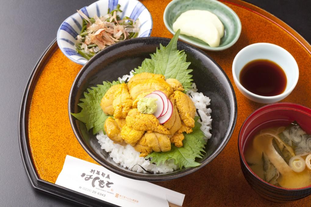 今週のイチ丼!「創菜旬魚 はしもと」のキラキラうに丼