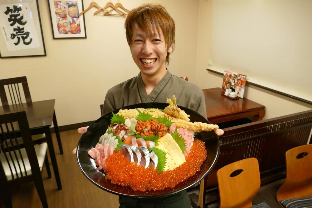 【※号外】枠拡大につき、大食い大会(メガ盛りキラキラ丼)の当日参加者募集!