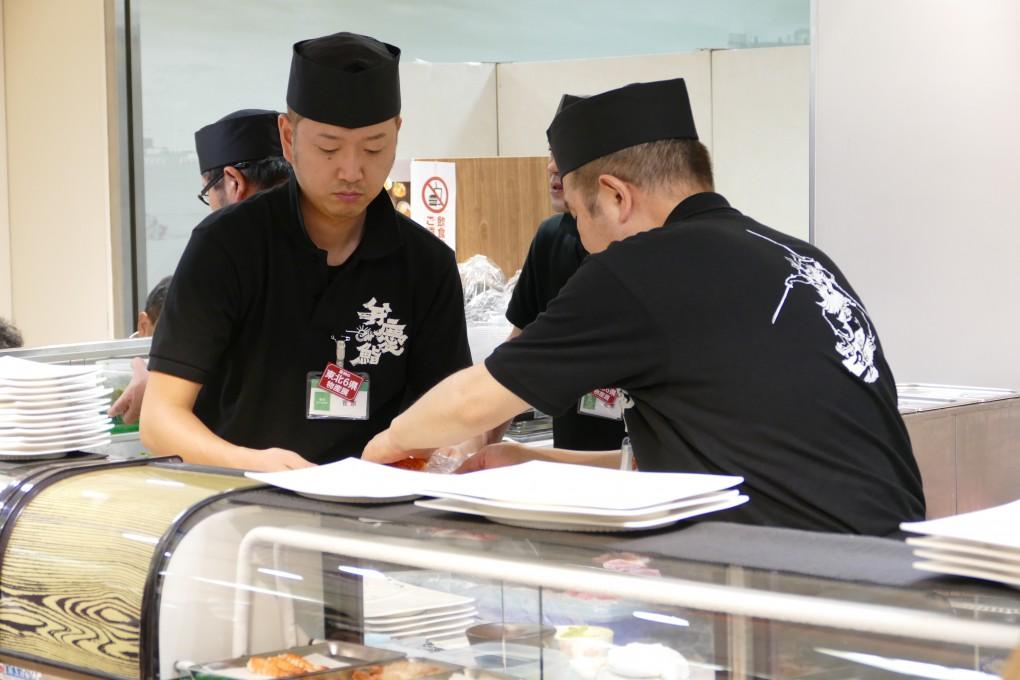 阪神百貨店梅田本店『東北6県物産展』の様子!