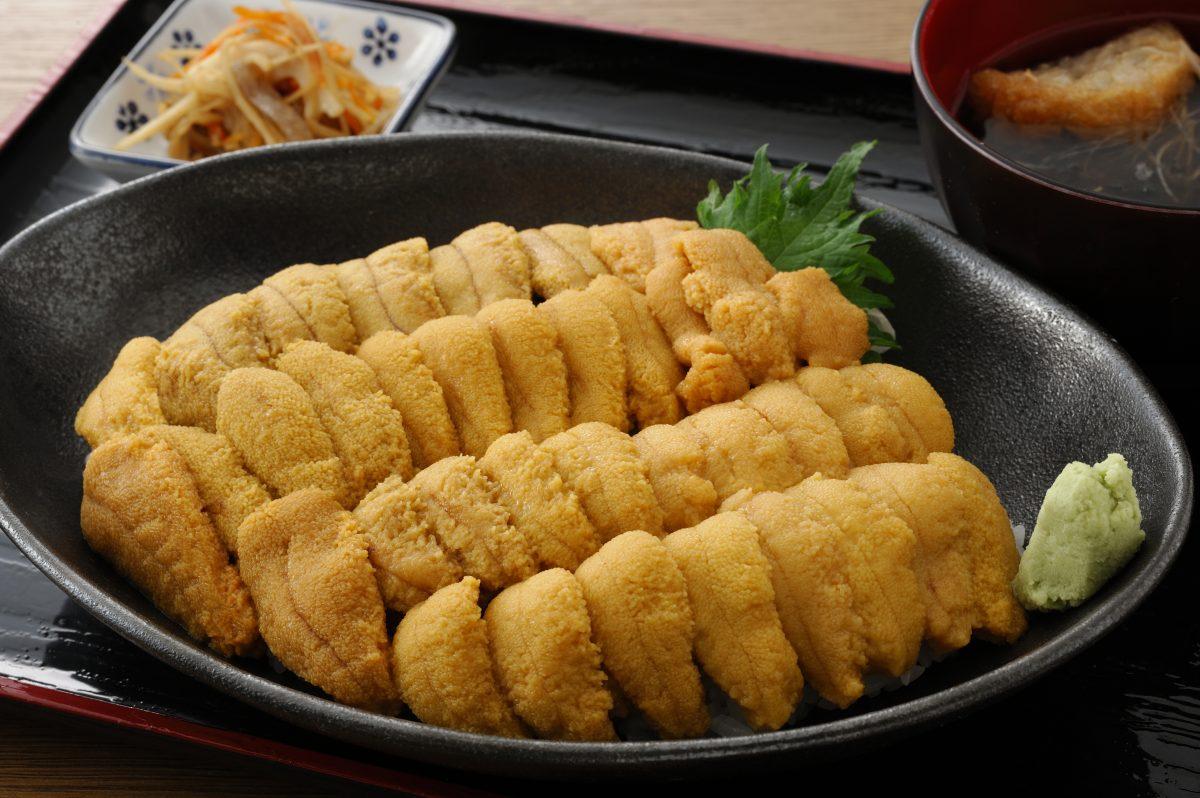今週のイチ丼!番外編!「弁慶鮨」のメガうに丼!