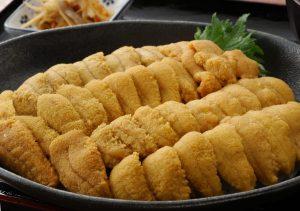 """うにの三密!?""""弁慶鮨""""名物『メガうに丼(黄金丼)』!今週のイチ丼!番外編!"""