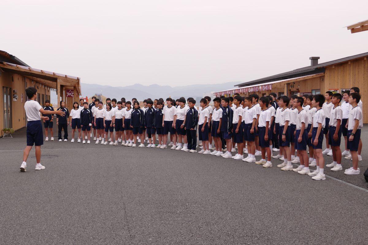 岐阜県の中学生のみなさんのお店レポートです!