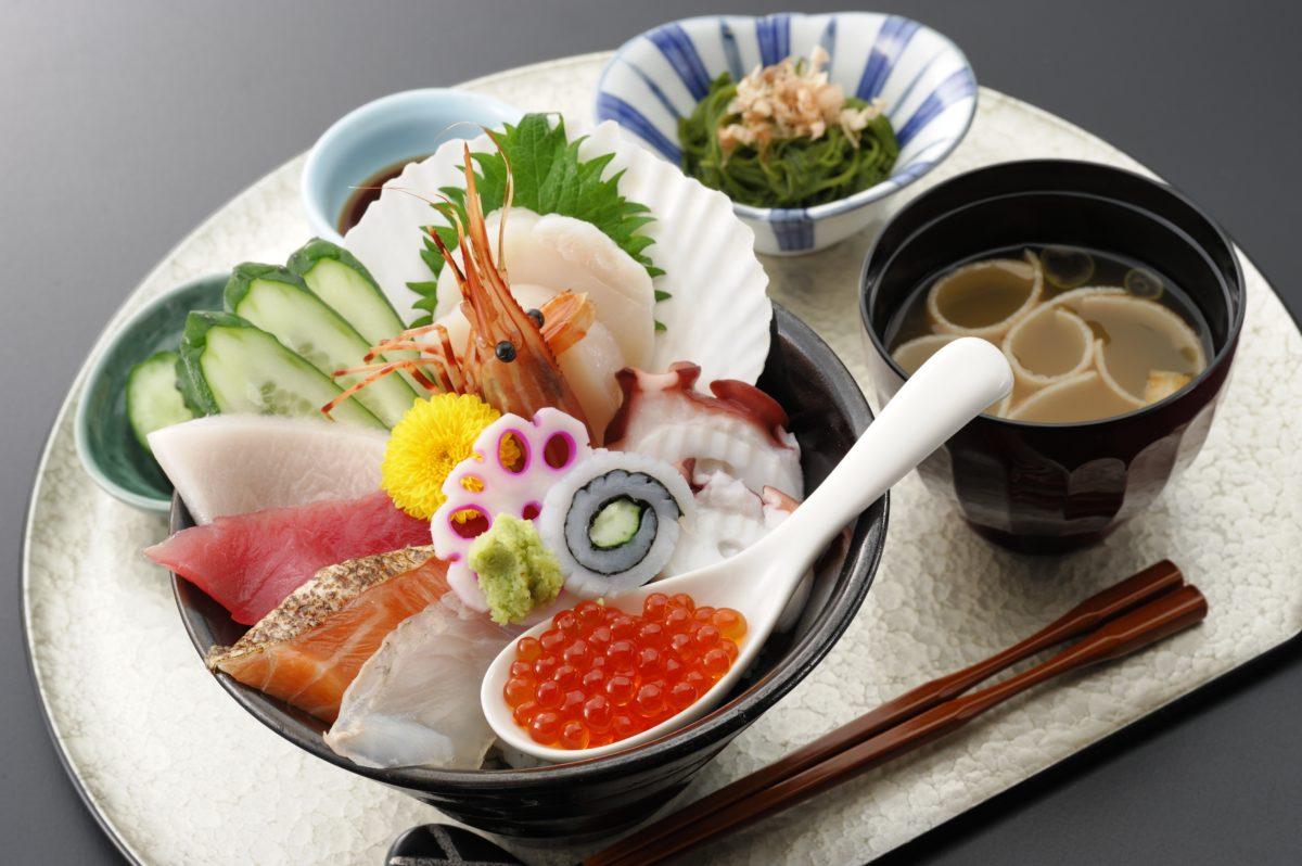 創菜旬魚 はしもと(ミシュランガイド宮城掲載店・キラキラ丼加盟店)