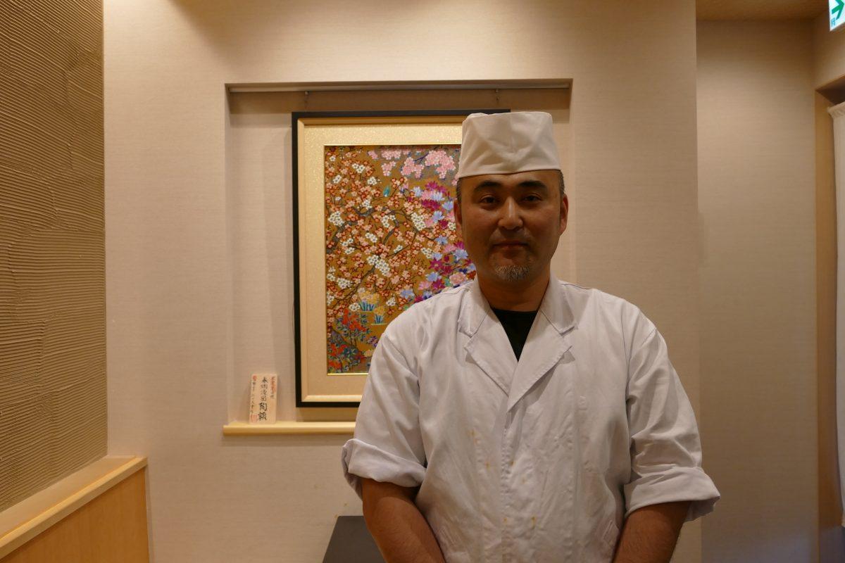 さんさん商店街の和食店『創菜旬魚 はしもと』!
