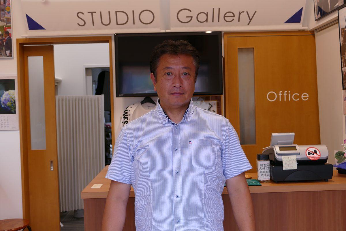 さんさん商店街の写真屋『さりょうスタジオ』!