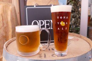 """さんさん商店街の""""月と昴""""で、クラフトビールが飲める!"""
