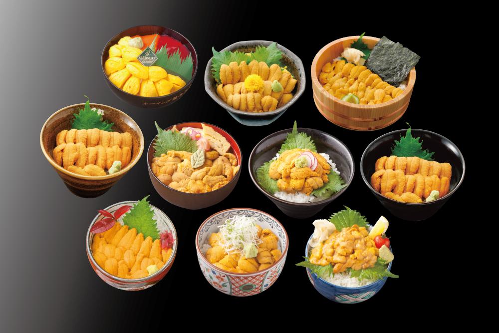 本日8月17日(木)の『キラキラうに丼』提供数について!