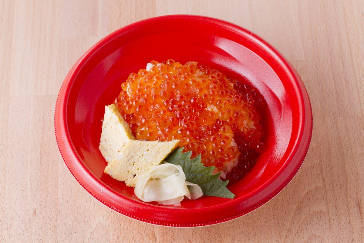 今週のイチ丼!「山内鮮魚店」のキラキラいくら丼!