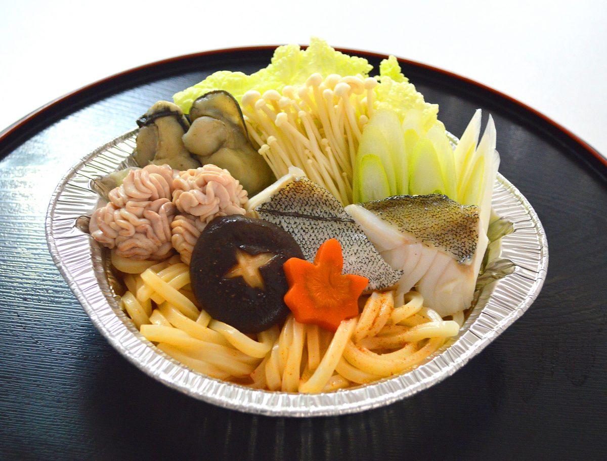 「山内鮮魚店」の寒鱈熱々メニュー!寒鱈フェスティバル大好評開催中!