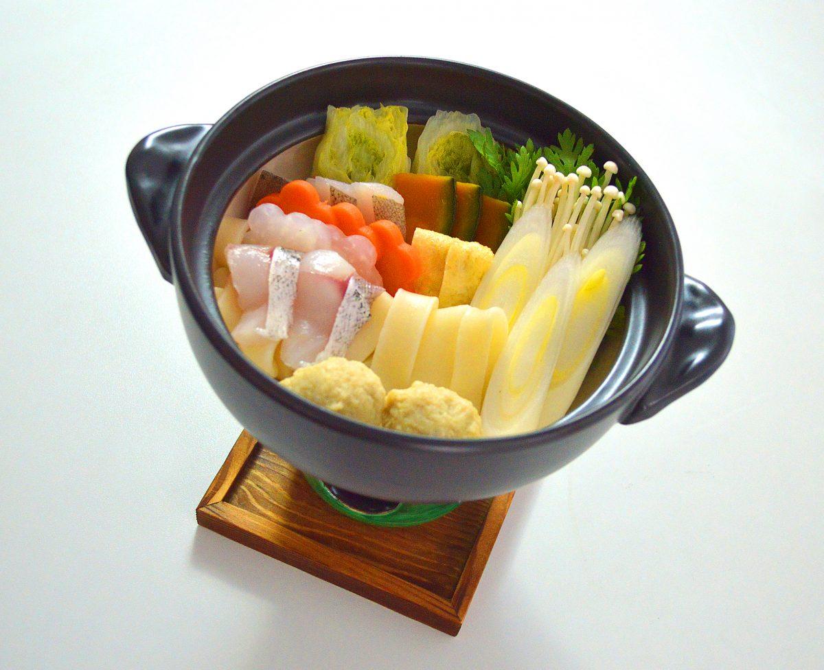 「弁慶鮨」の寒鱈熱々メニュー!寒鱈フェスティバル大好評開催中!