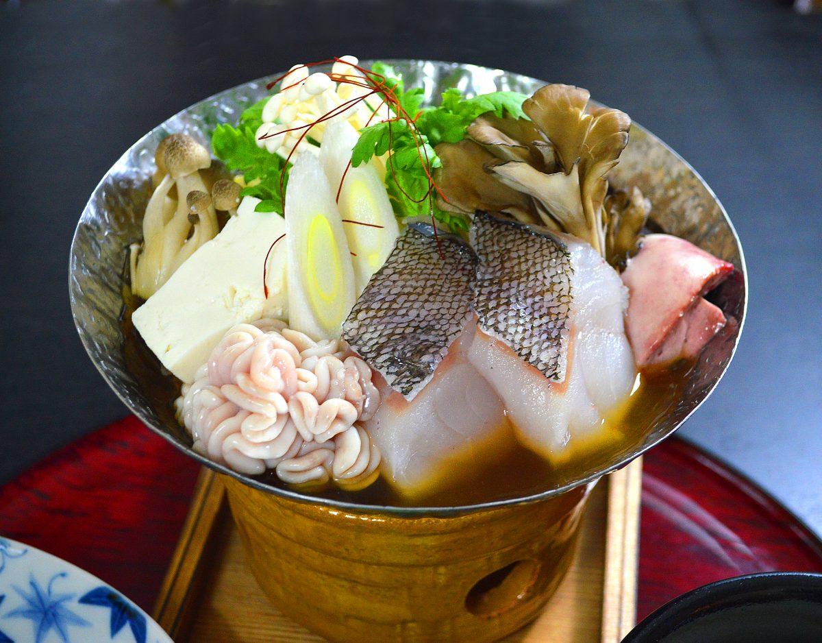 「創菜旬魚 はしもと」の寒鱈熱々メニュー!寒鱈フェスティバル大好評開催中!