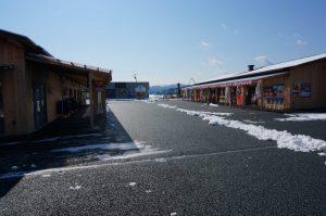 さんさん商店街【積雪情報】!