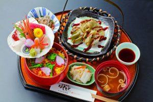 今週のイチ丼!ミシュランガイド宮城掲載店「創菜旬魚 はしもと」のキラキラ春つげ丼!