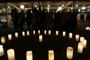 3月11日(月)『 3.11を忘れない キャンドルナイト inさんさん商店街』を開催!