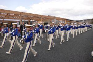 3月24日(日)茨城県立大洗高等学校 第7回こころのボランティアマーチングバンド「BLUE-HAWKS」演奏会を開催!