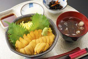 今週のイチ丼!【Hey! Say! JUMP】も食べた「食楽 しお彩」のキラキラうに丼!
