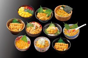 7月は『ウニ』が1番美味しい時期!『キラキラうに丼』大好評提供中!