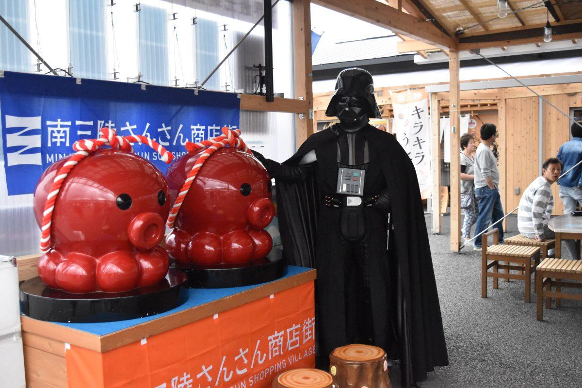 さんさん商店街オープン2周年記念イベント追加情報!あのキャラクター達がやって来る?