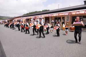今年も山形県尾花沢市からやってくる!8月5日(日)野尻太鼓&花笠踊り披露!