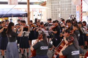 8月16日(金)『安城学園高等学校 弦楽部』演奏会について!