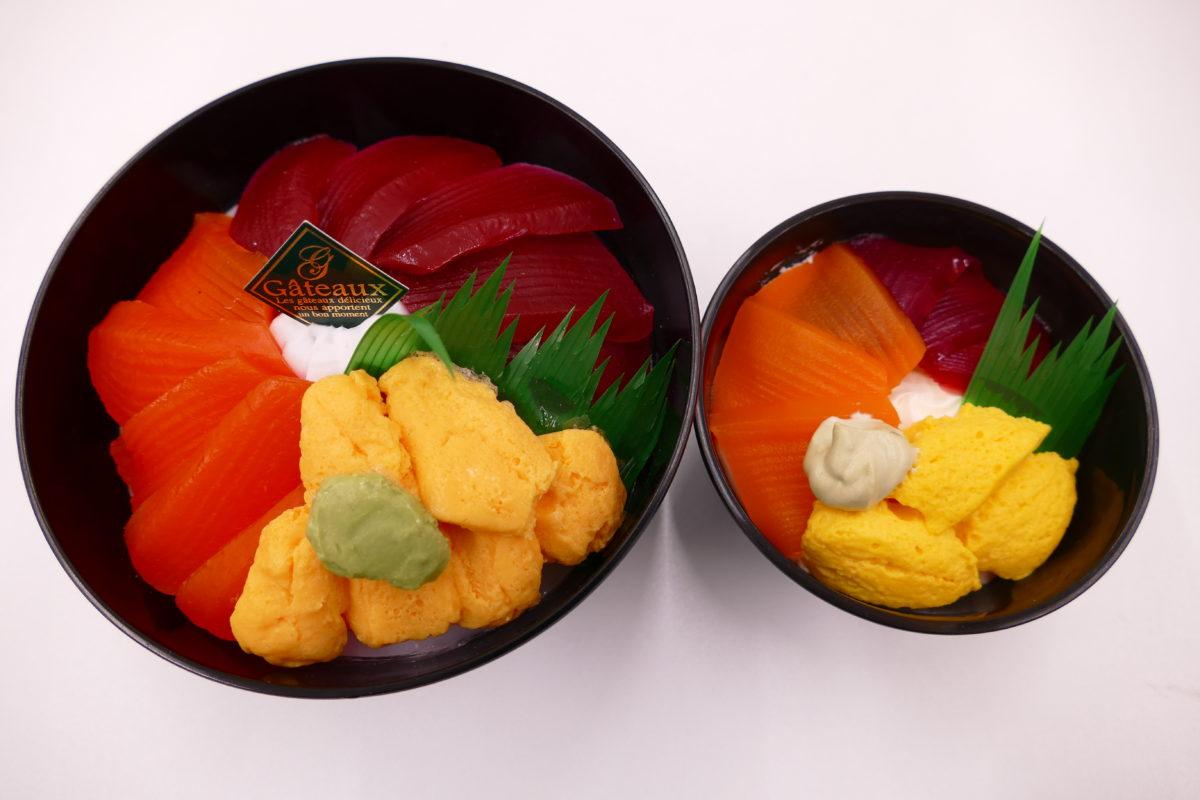 デザートは別腹?オーイング菓子工房 Ryoから【スイーツミニキラキラ丼】が登場!