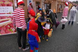10月27日(土)に開催された『Kid's Art Festival in 南三陸 ハロウィンパレード』の様子!