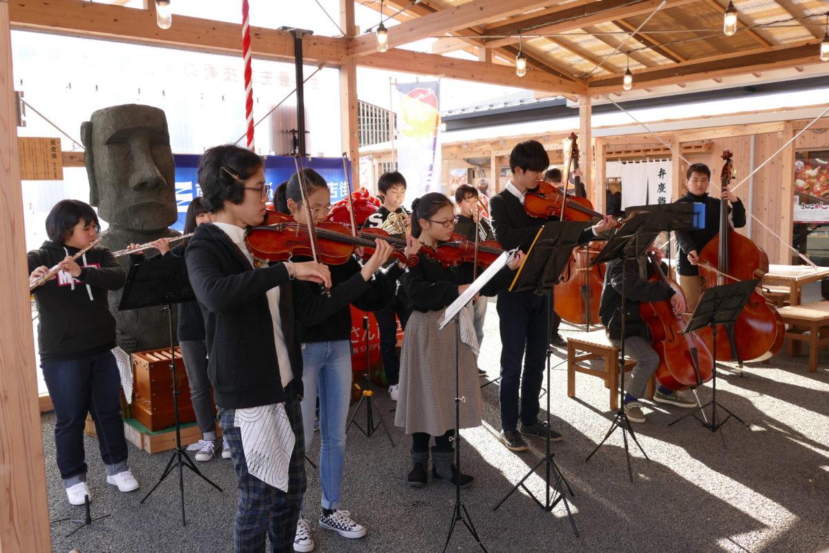 明日7月6日(土)東北ユースオーケストラ『第1回 ミニコンサート@南三陸』を開催!