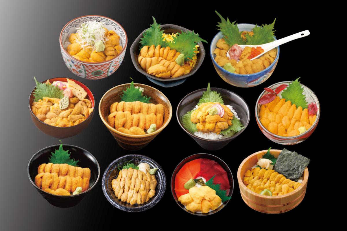 キラキラ丼シリーズ1番人気!『南三陸キラキラうに丼』が食べられるのも後1週間!