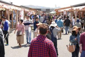 さんさん商店街が来年6月20日(土)東京五輪・パラリンピックの聖火リレーのコースに選ばれました!