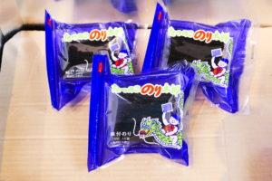 変わらぬ味!千葉のり店の『たつのこのり太郎』!ネット通販もやっております!