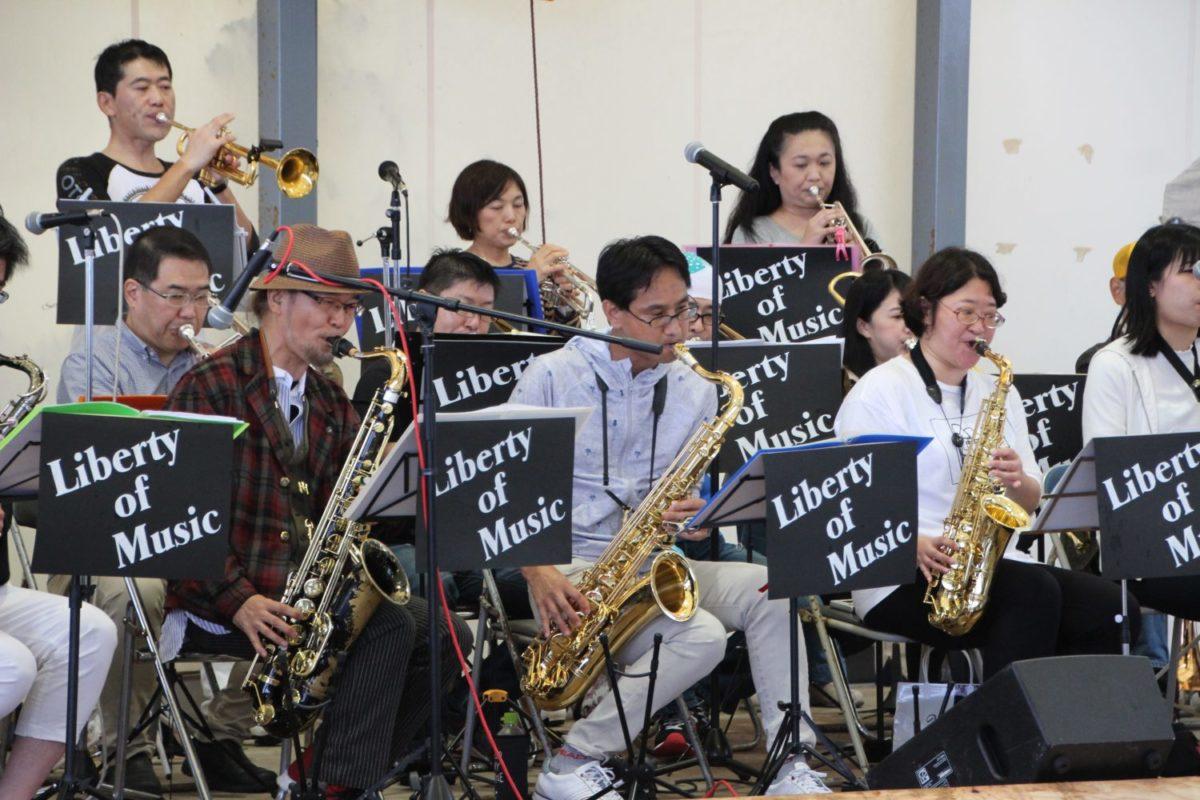 7月21日(日)Liberty of Music(リバティオブミュージック)による『南三陸ジャズ・ライヴ』を開催!