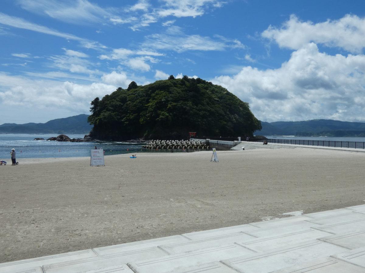 サンオーレそではま海水浴場【開設中止】のお知らせ!