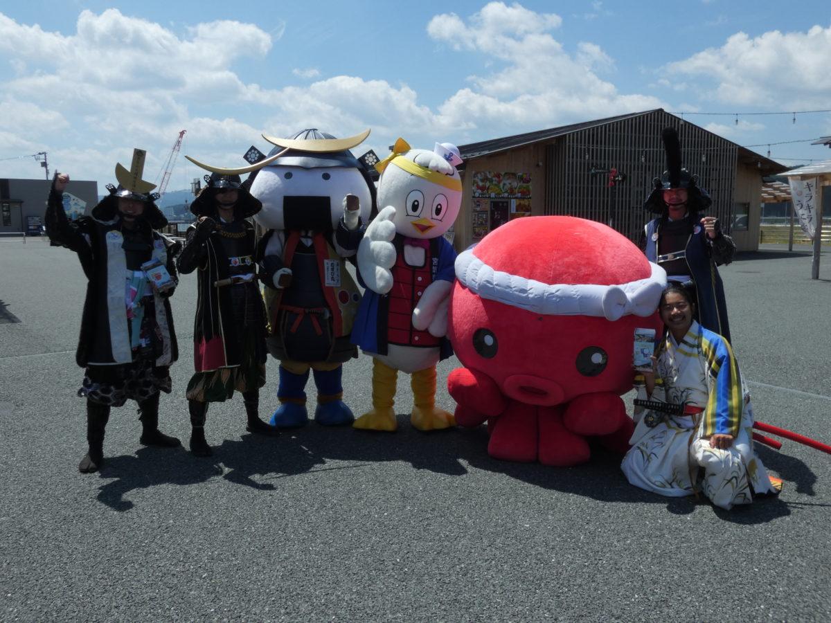 【夏の女川・南三陸『巡る・繋がる』キャッシュレスキャンペーン】オープニングイベントが開催されました!