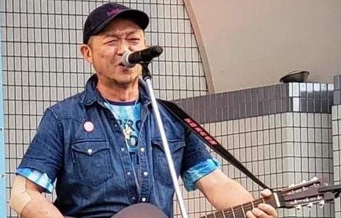 9月23日(月・祝)ダウンタウンの松本人志さんのお兄さん『松本 隆博』ギター弾き語り&『倉井克幸』シャンソン弾き語りライブ開催のお知らせ!