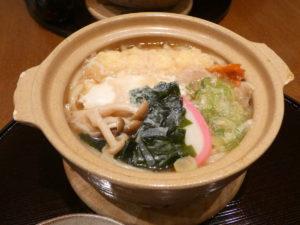 阿部茶舗の冬季限定『鍋焼きうどん』!これからの時期にはオススメです!