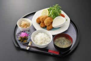 """食楽 しお彩の""""牡蠣・鱈フェスティバル""""熱々メニュー『カキフライ御膳』!"""
