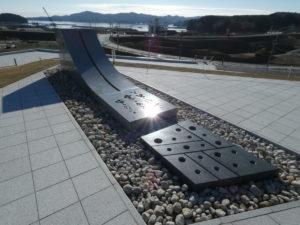 南三陸町震災復興祈念公園が一部開園いたしました!