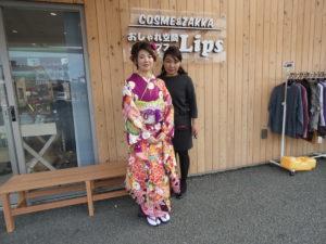 """本日1月12日(日)""""南三陸町""""では成人式が執り行われます!さんさん商店街にもたくさんの新成人が訪れました!"""