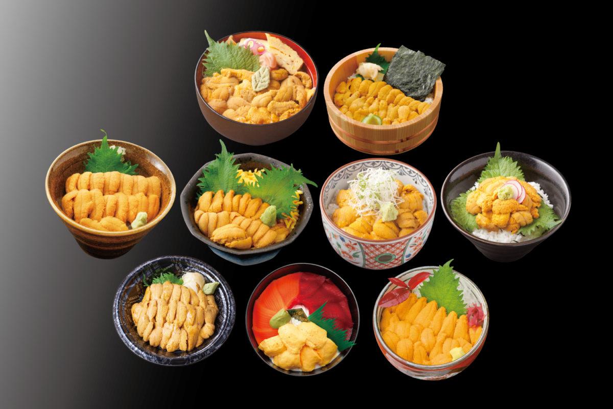 """食べなきゃ損!三陸産の""""うに""""がたっぷり乗った『南三陸キラキラうに丼』が食べられるのも後1ヵ月!"""